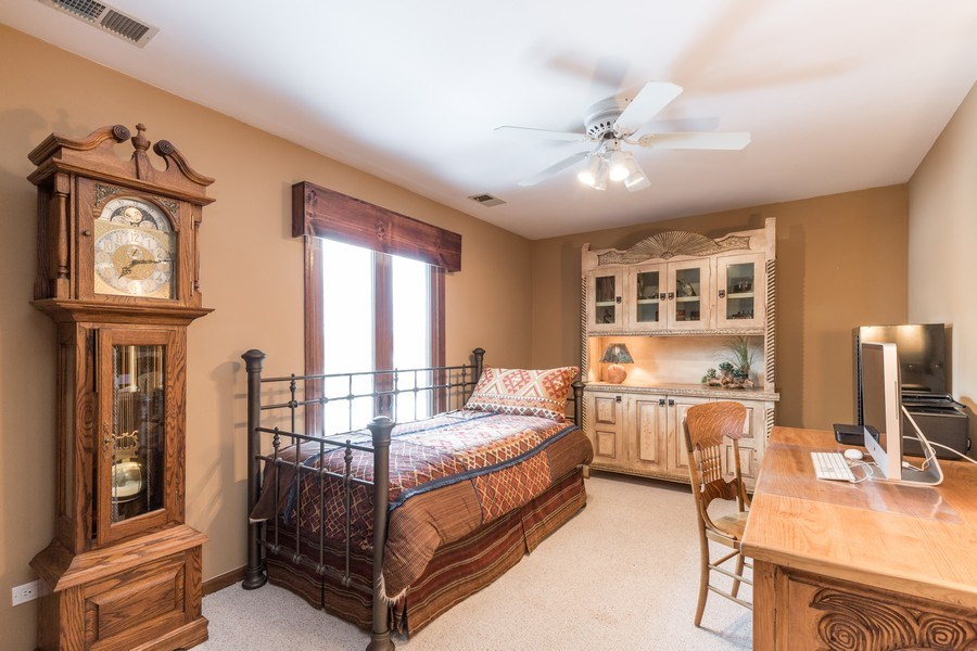Real Estate Photography - 19441 W Tahoe Dr, Mundelein, IL, 60060 - 4th Bedroom
