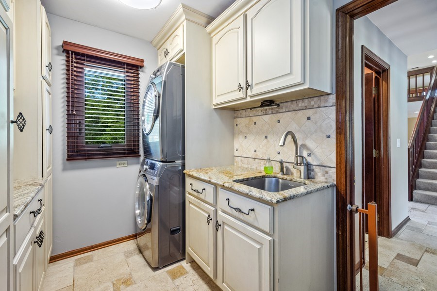 Real Estate Photography - 19441 W Tahoe Dr, Mundelein, IL, 60060 - Mudroom