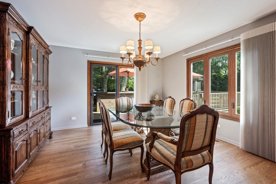Real Estate Photography - 19441 W Tahoe Dr, Mundelein, IL, 60060 - Dining Room