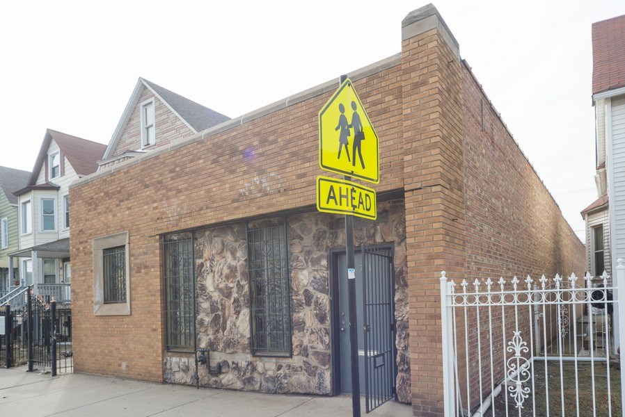Real Estate Photography - 1714 N Pulaski Ave, Chicago, IL, 60639 - Front View