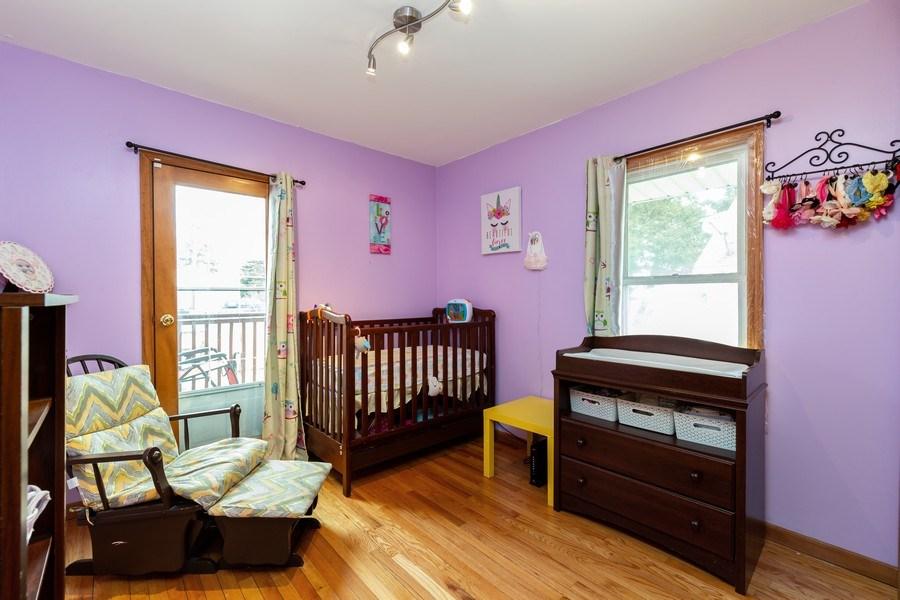 Real Estate Photography - 300 N Princeton Ave, Villa Park, IL, 60181 - Bedroom