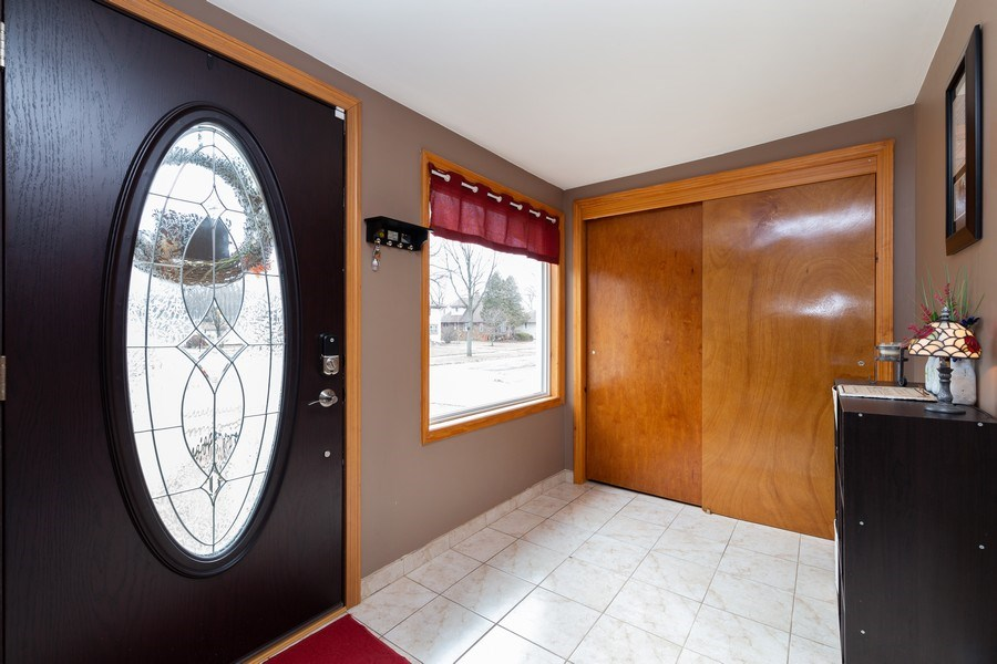 Real Estate Photography - 300 N Princeton Ave, Villa Park, IL, 60181 - Mudroom