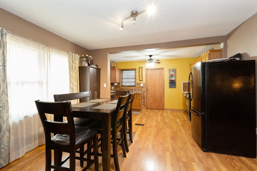 Real Estate Photography - 300 N Princeton Ave, Villa Park, IL, 60181 - Kitchen / Dining Room