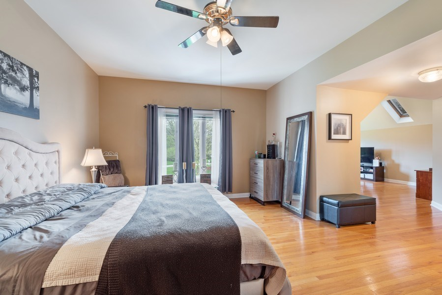 Real Estate Photography - 20945 N Swansway, Deer Park, IL, 60010 - 2nd Bedroom