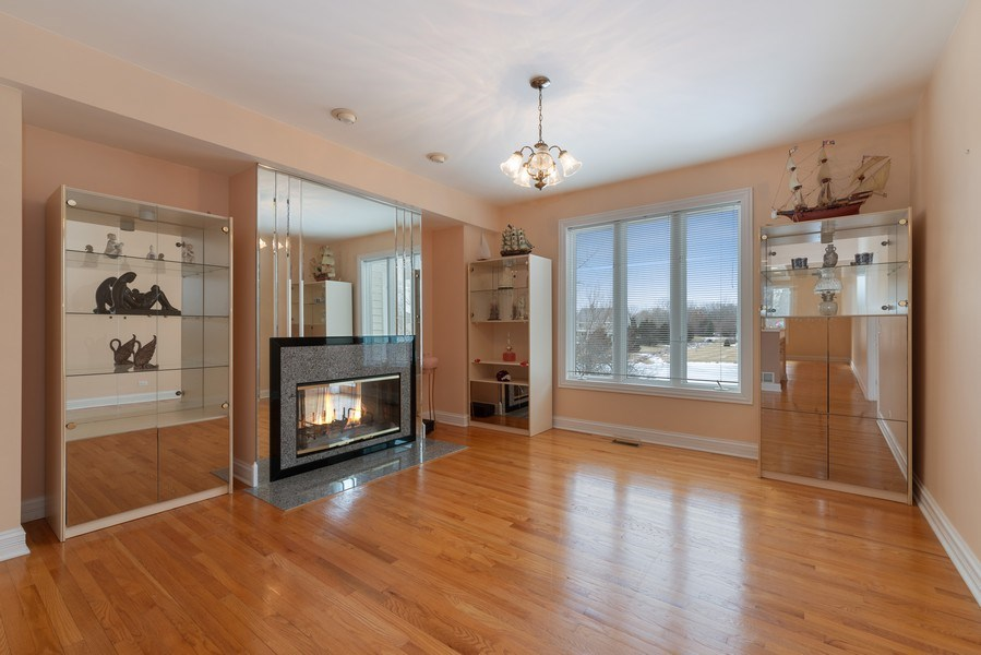 Real Estate Photography - 20945 N Swansway, Deer Park, IL, 60010 - Den