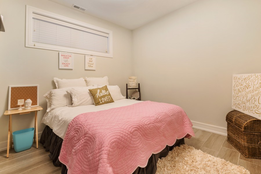Real Estate Photography - 2230 W Medill Ave, Chicago, IL, 60647 - 5th Bedroom