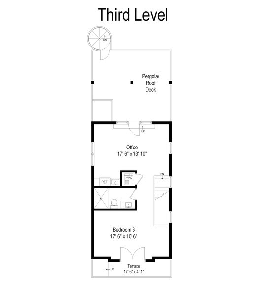 Real Estate Photography - 2230 W Medill Ave, Chicago, IL, 60647 - Floor Plan