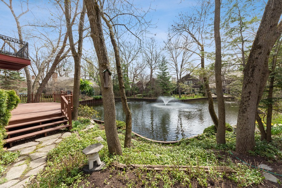 Real Estate Photography - 2 Court of Natchez, Lincolnshire, IL, 60069 - View