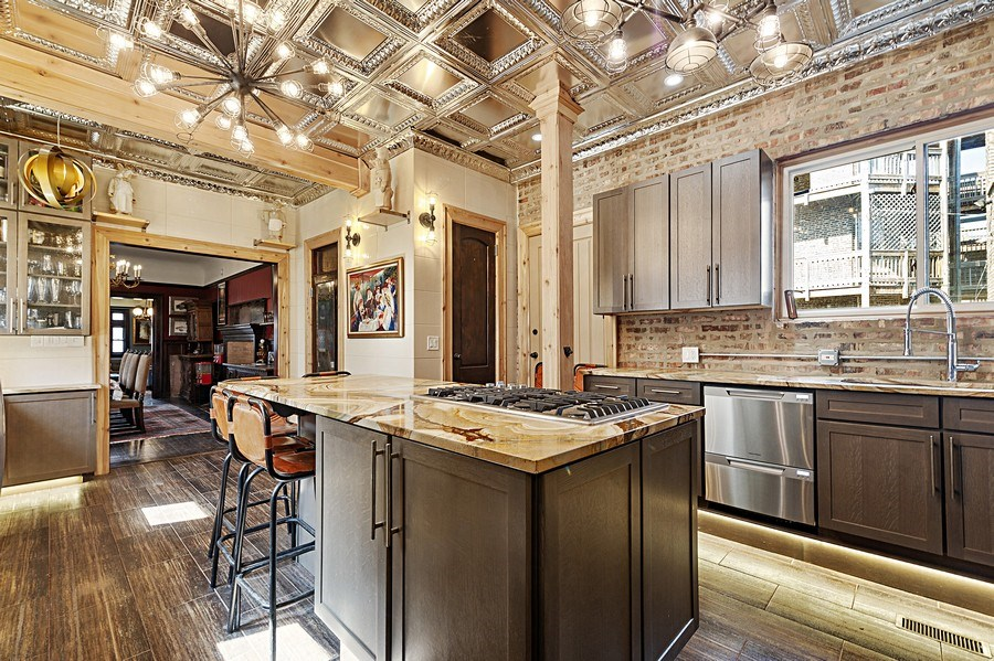 Real Estate Photography - 4541 S Michigan Ave, Chicago, IL, 60653 - Kitchen