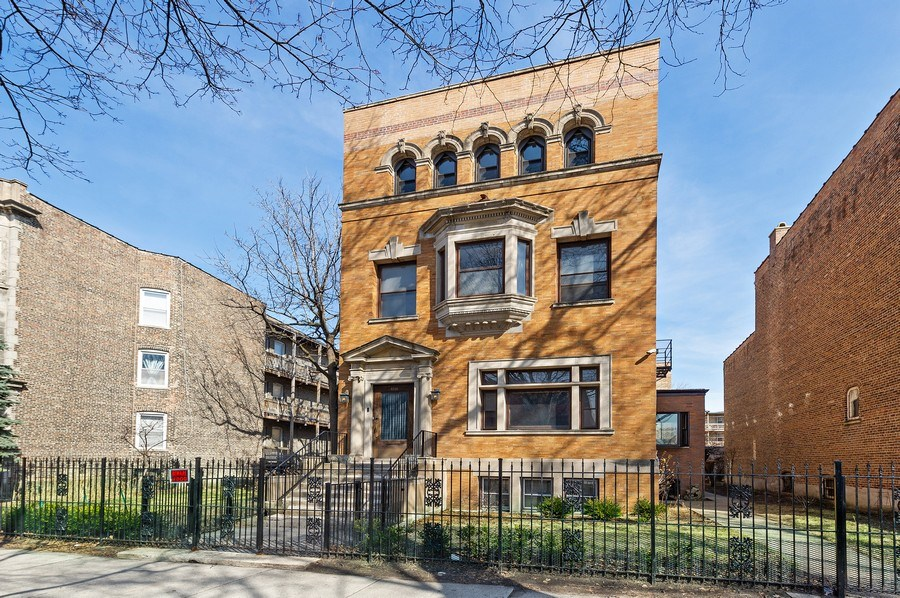 Real Estate Photography - 4541 S Michigan Ave, Chicago, IL, 60653 - Front View