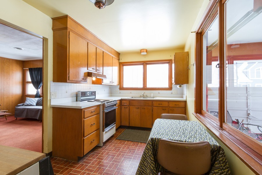 Real Estate Photography - N1520 Shore Haven Dr, Lake Geneva, WI, 53147 - Kitchen