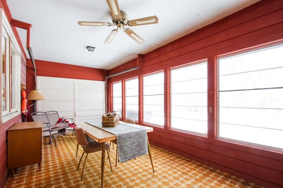 Real Estate Photography - N1520 Shore Haven Dr, Lake Geneva, WI, 53147 - Sunroom