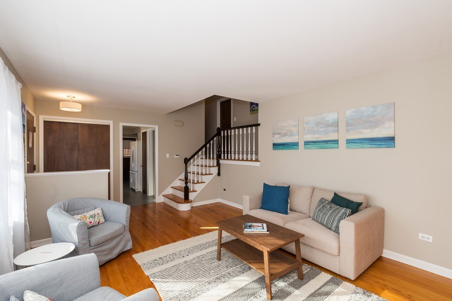 Real Estate Photography - 144 S Patton Ave, Arlington Heights, IL, 60005 - Living Room