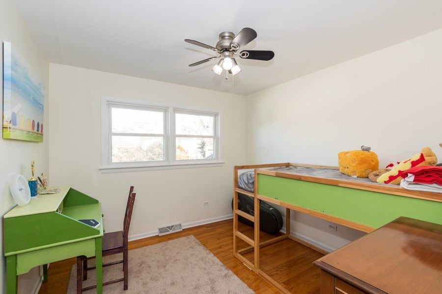 Real Estate Photography - 144 S Patton Ave, Arlington Heights, IL, 60005 - Bedroom