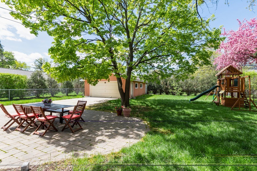 Real Estate Photography - 144 S Patton Ave, Arlington Heights, IL, 60005 - Back Yard
