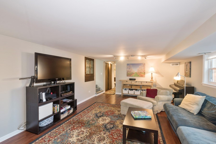 Real Estate Photography - 144 S Patton Ave, Arlington Heights, IL, 60005 - Family Room