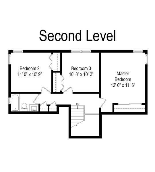 Real Estate Photography - 144 S Patton Ave, Arlington Heights, IL, 60005 - Floor Plan
