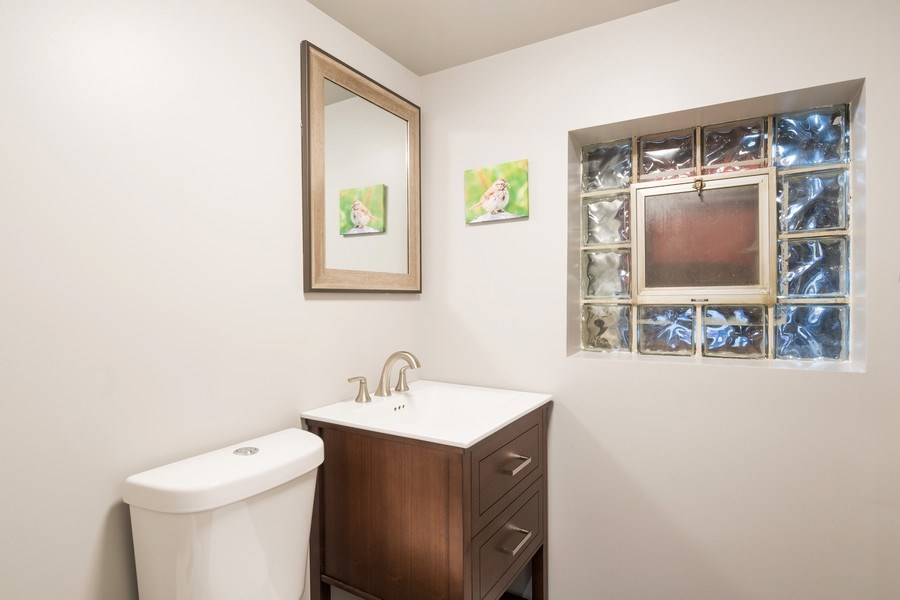 Real Estate Photography - 144 S Patton Ave, Arlington Heights, IL, 60005 - 2nd Bathroom