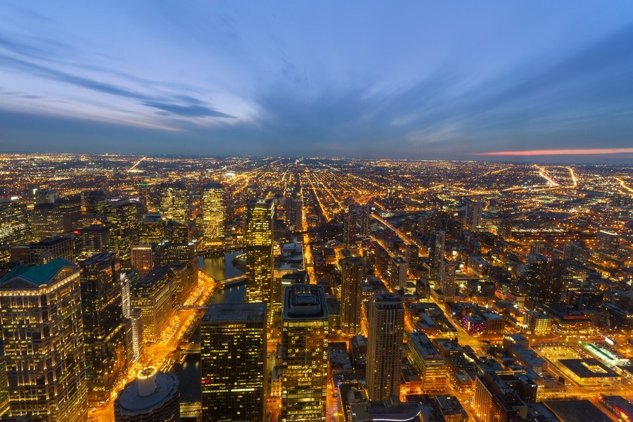 Real Estate Photography - 401 N Wabash unit 86B, Chicago, IL, 60611 - View