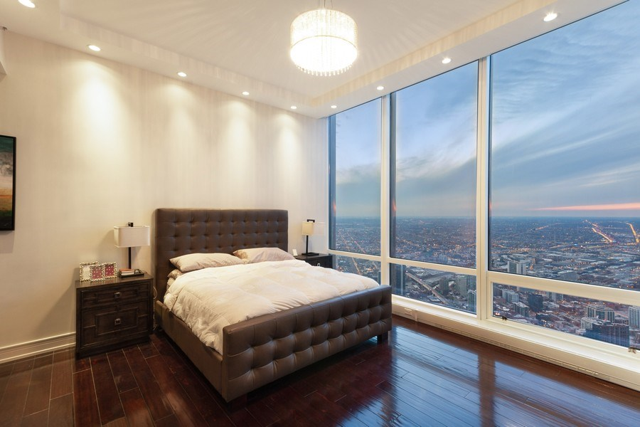 Real Estate Photography - 401 N Wabash unit 86B, Chicago, IL, 60611 -