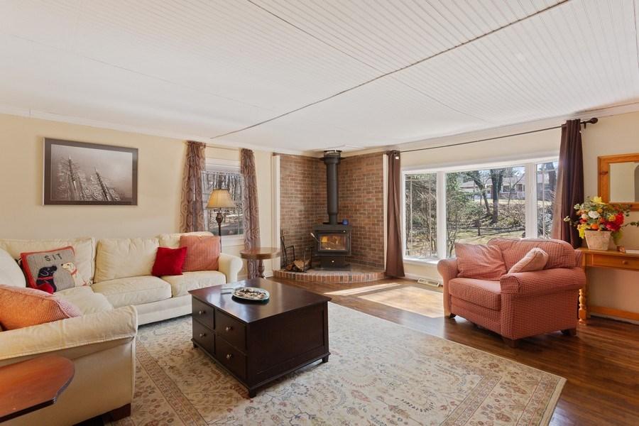Real Estate Photography - 3081 West Marquette Woods, Stevensville, MI, 49127 - Living Room