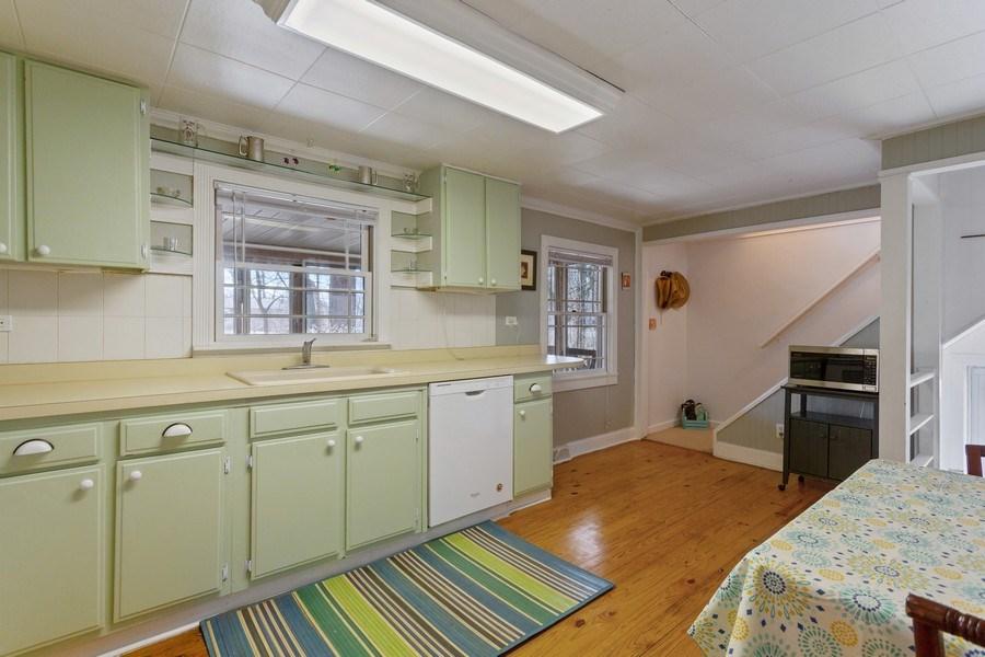 Real Estate Photography - 3081 West Marquette Woods, Stevensville, MI, 49127 - Kitchen