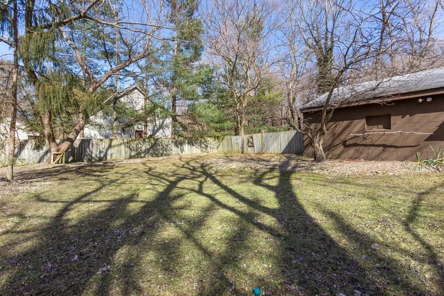 Real Estate Photography - 3081 West Marquette Woods, Stevensville, MI, 49127 - Back Yard