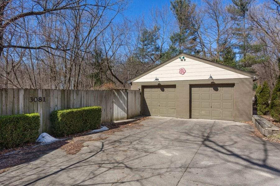 Real Estate Photography - 3081 West Marquette Woods, Stevensville, MI, 49127 - Garage