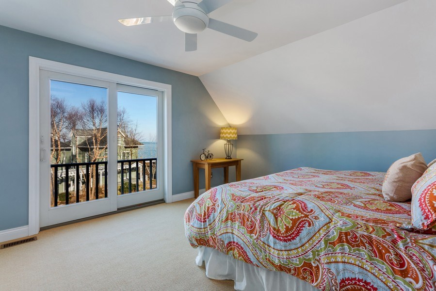 Real Estate Photography - 76514 Jordyn Lane, South Haven, MI, 49090 - 2nd Bedroom