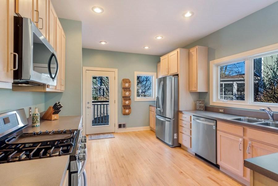 Real Estate Photography - 76514 Jordyn Lane, South Haven, MI, 49090 - Kitchen