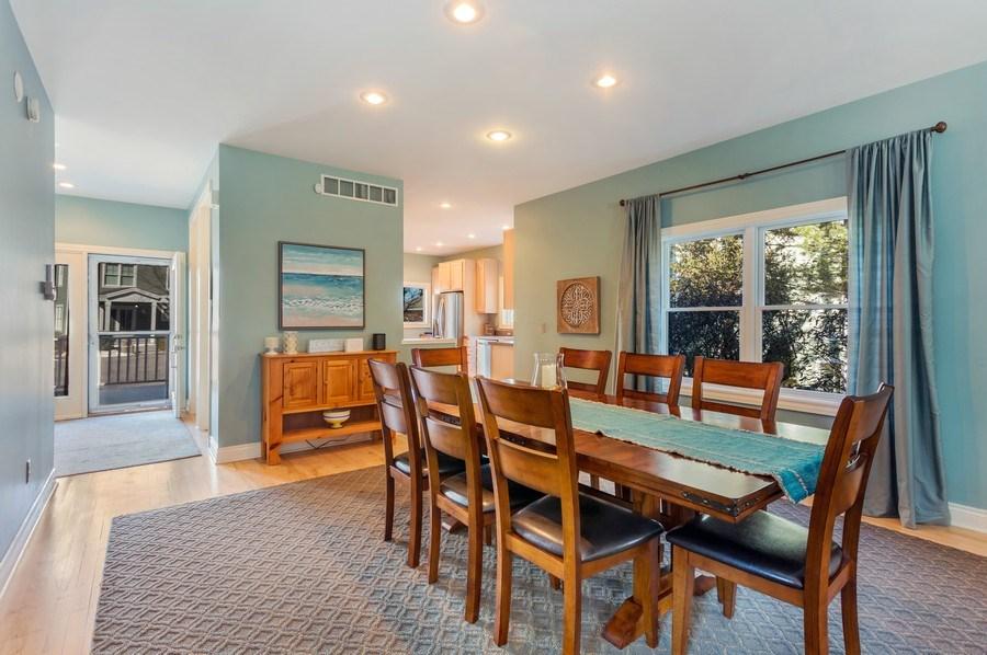 Real Estate Photography - 76514 Jordyn Lane, South Haven, MI, 49090 - Dining Room