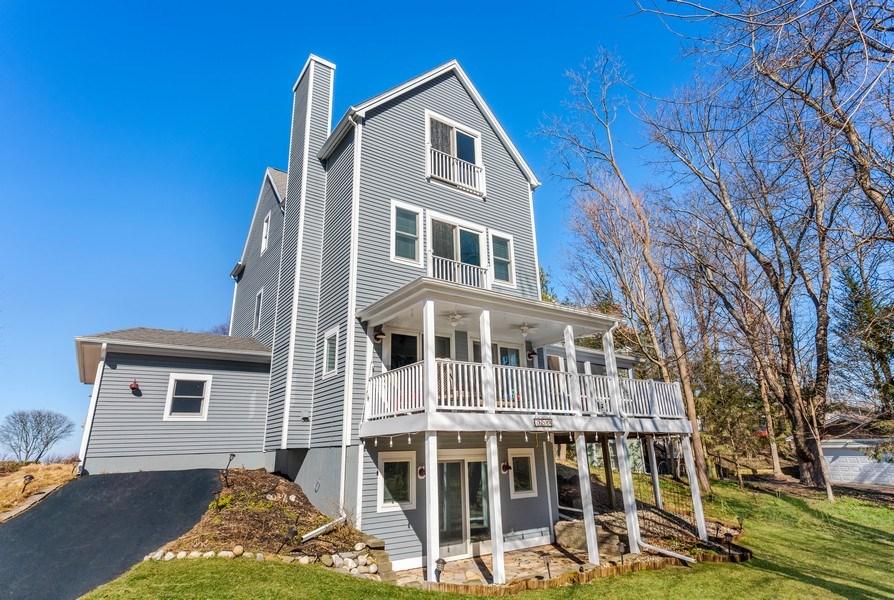 Real Estate Photography - 76514 Jordyn Lane, South Haven, MI, 49090 - Rear View