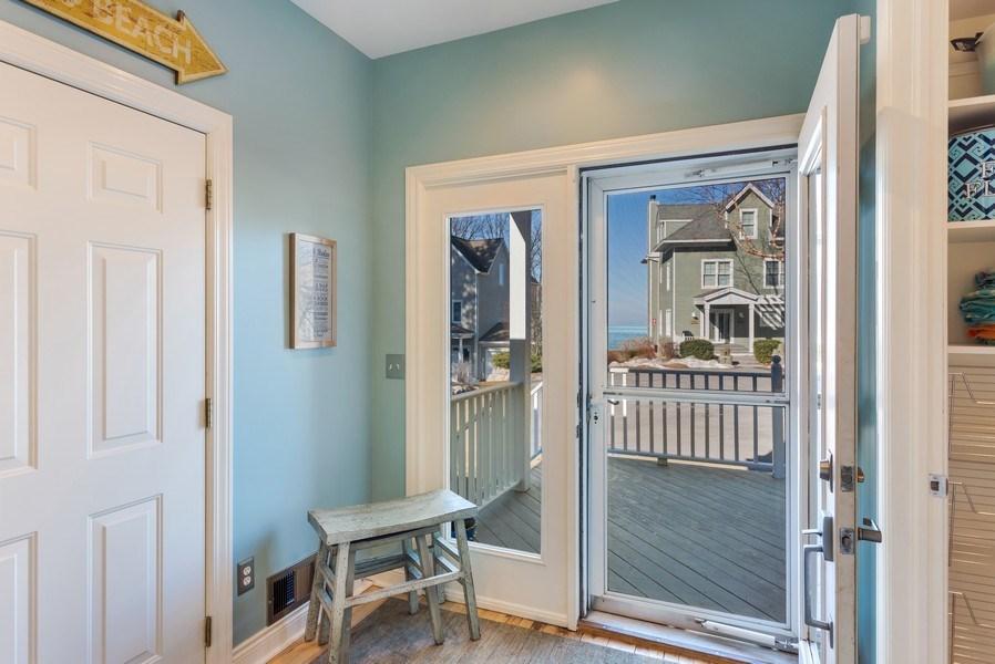 Real Estate Photography - 76514 Jordyn Lane, South Haven, MI, 49090 - Entryway