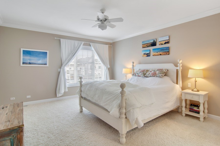 Real Estate Photography - 1729 N Maplewood Ave, Chicago, IL, 60647 - Master Bedroom