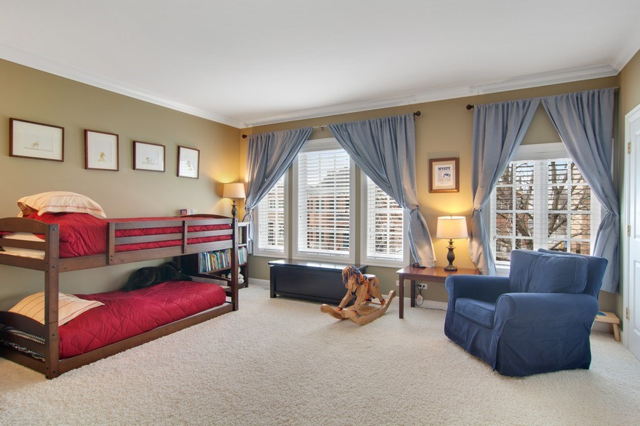 Real Estate Photography - 1729 N Maplewood Ave, Chicago, IL, 60647 - 2nd Bedroom