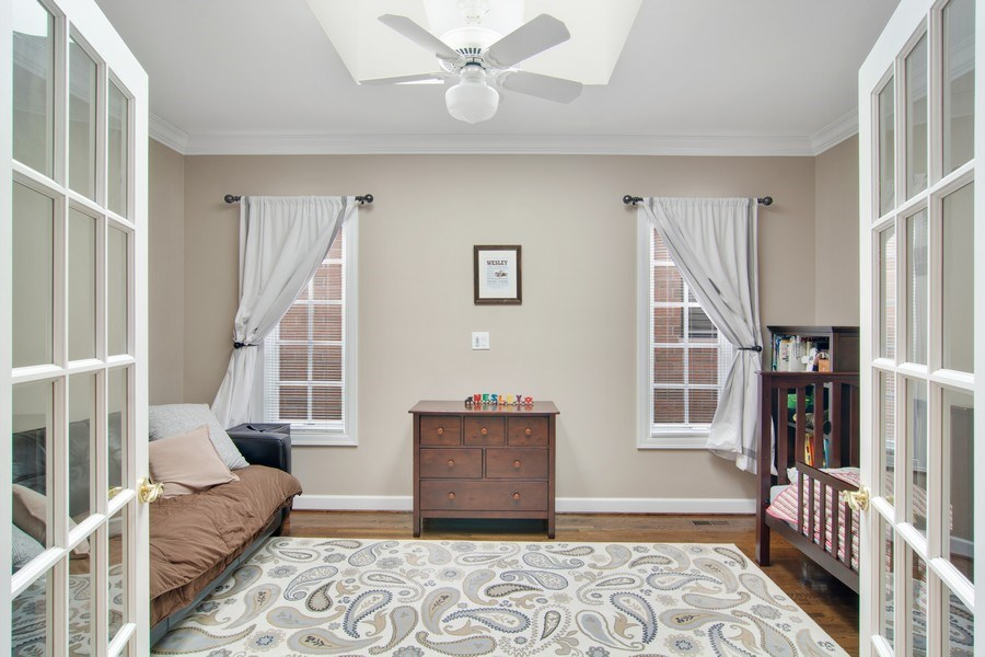Real Estate Photography - 1729 N Maplewood Ave, Chicago, IL, 60647 - 3rd Bedroom
