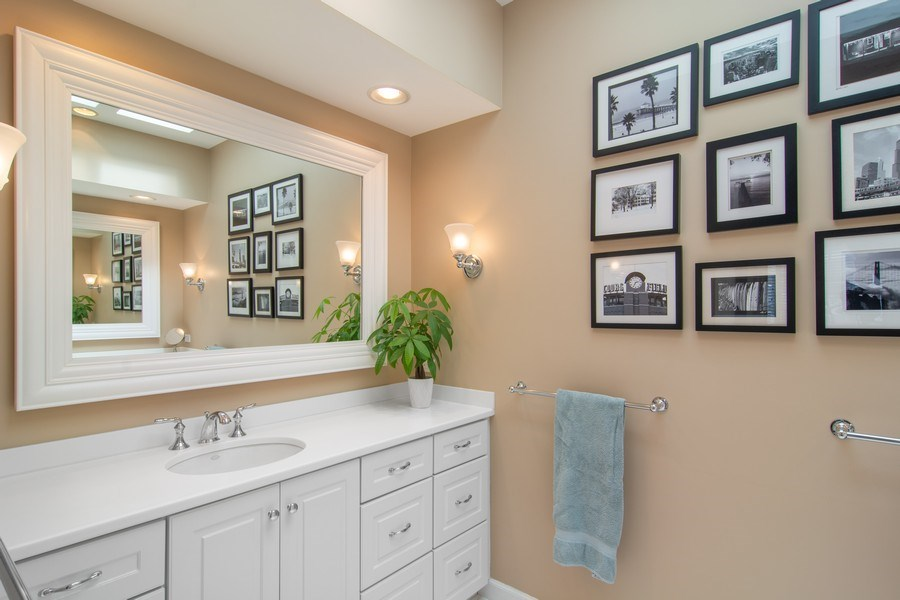 Real Estate Photography - 1729 N Maplewood Ave, Chicago, IL, 60647 - Master Bathroom