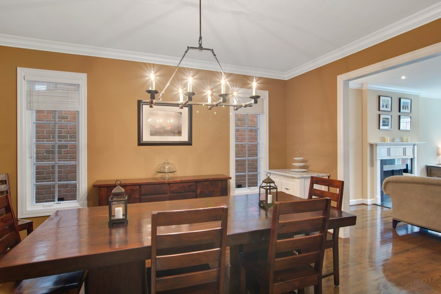 Real Estate Photography - 1729 N Maplewood Ave, Chicago, IL, 60647 - Dining Room