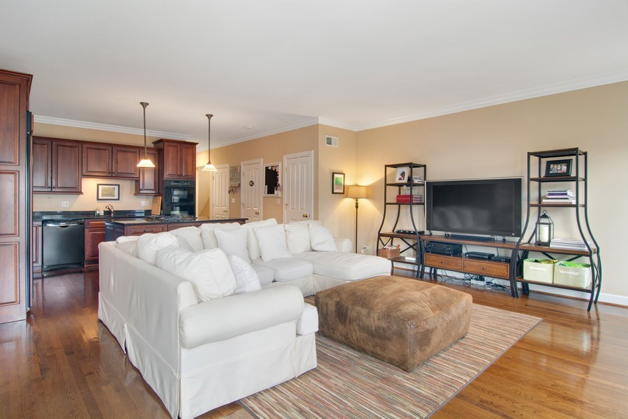 Real Estate Photography - 1729 N Maplewood Ave, Chicago, IL, 60647 - Family Room