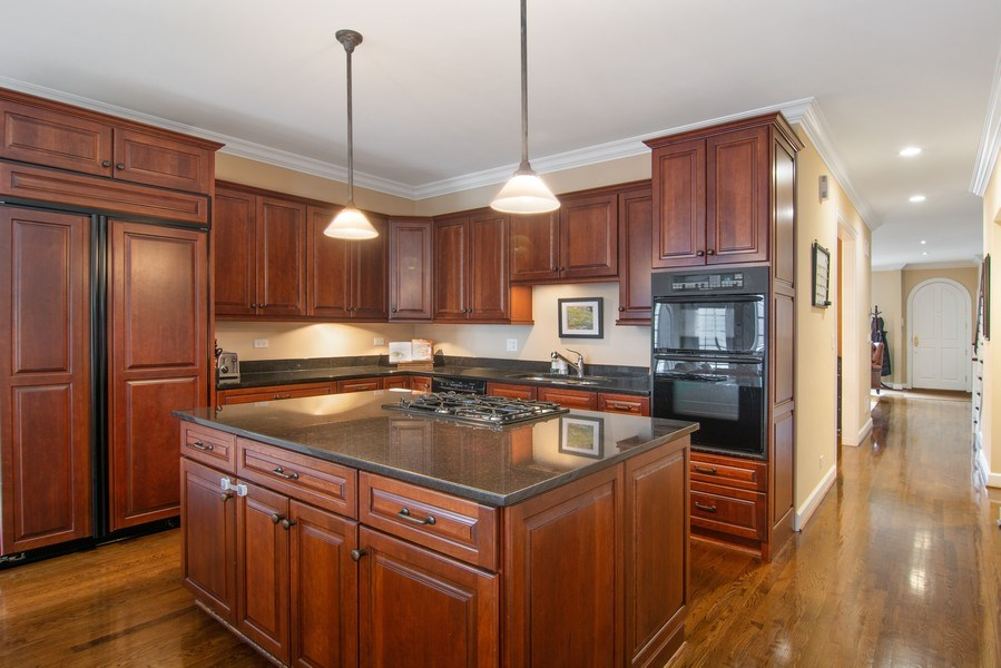 Real Estate Photography - 1729 N Maplewood Ave, Chicago, IL, 60647 - Kitchen