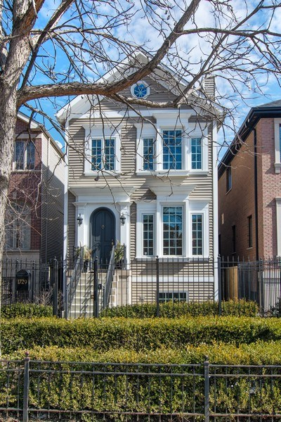 Real Estate Photography - 1729 N Maplewood Ave, Chicago, IL, 60647 - Front View