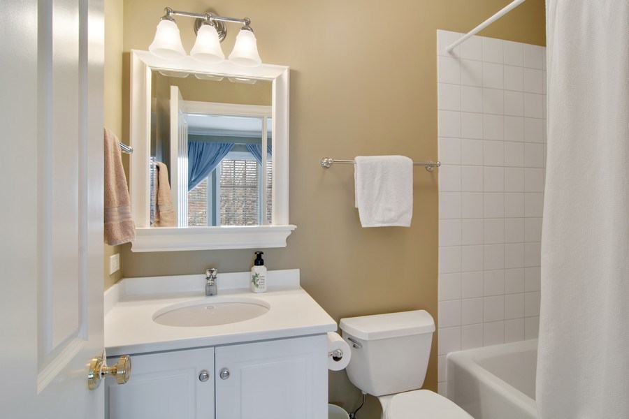 Real Estate Photography - 1729 N Maplewood Ave, Chicago, IL, 60647 - Bathroom