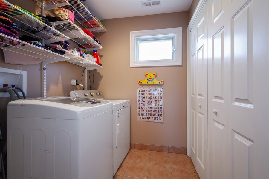 Real Estate Photography - 2108 Grant Street, Evanston, IL, 60201 - Laundry Room
