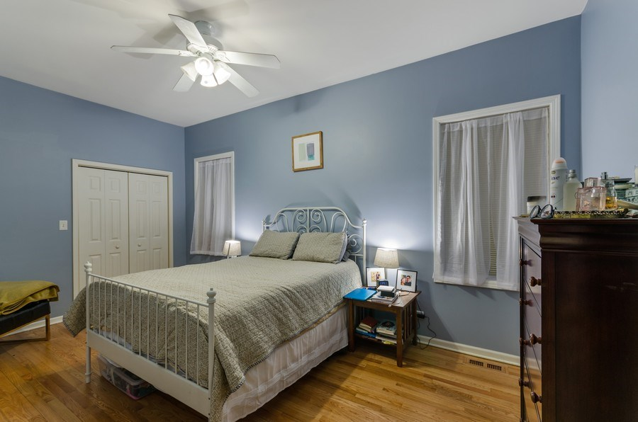 Real Estate Photography - 3642 S Union Ave, Chicago, IL, 60609 - Master Bedroom - First Floor