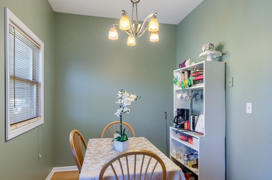 Real Estate Photography - 3642 S Union Ave, Chicago, IL, 60609 - First Floor Dining Room
