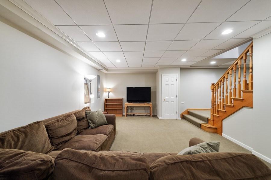 Real Estate Photography - 669 Buena Vista Dr, Glen Ellyn, IL, 60137 - Basement