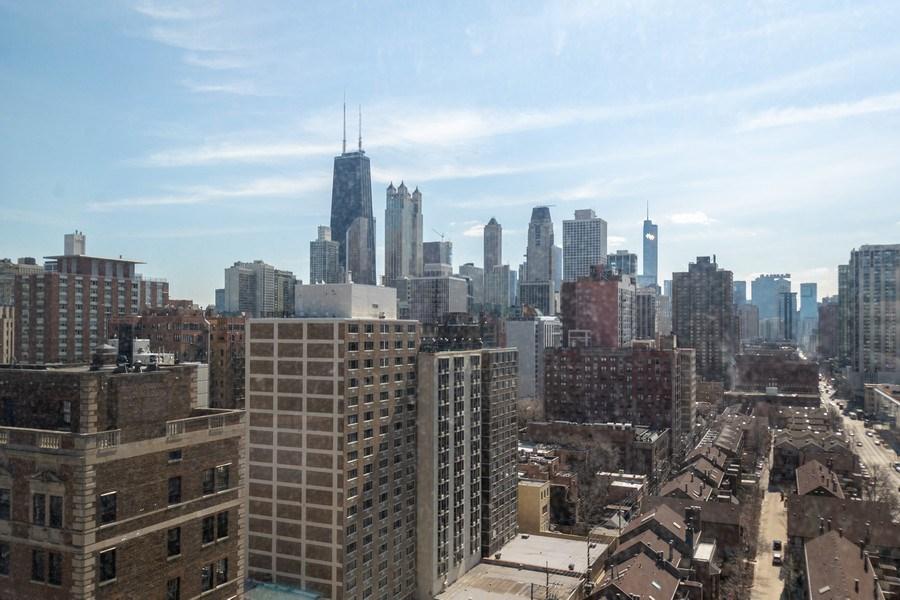 Real Estate Photography - 88 W Schiller St, Unit 1906, Chicago, IL, 60610 - View