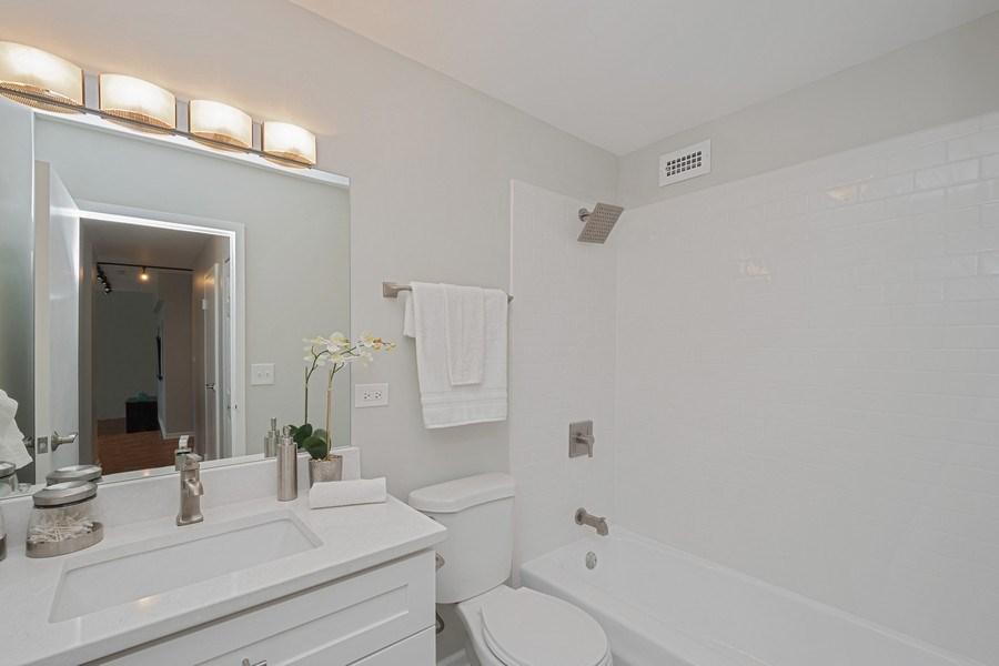 Real Estate Photography - 88 W Schiller St, Unit 1906, Chicago, IL, 60610 - Bathroom