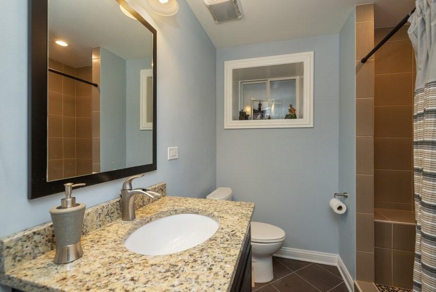 Real Estate Photography - 4825 N Ridgeway Ave, Chicago, IL, 60625 - 4th Bathroom
