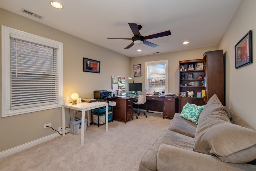 Real Estate Photography - 4825 N Ridgeway Ave, Chicago, IL, 60625 - 3rd Bedroom